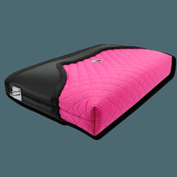 FLOWERBAG: Pink Clutch