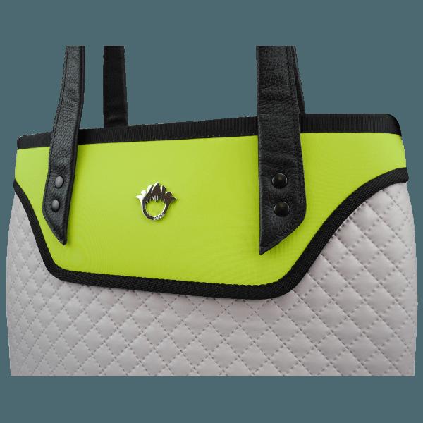 FLOWERBAG: Light tote bag